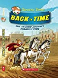 Geronimo Stilton Se: The Journey Through Time #2 - Back in Time best price on Amazon @ Rs. 354