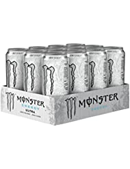 Monster Ultra Energy Drink, 12 x 500 ml