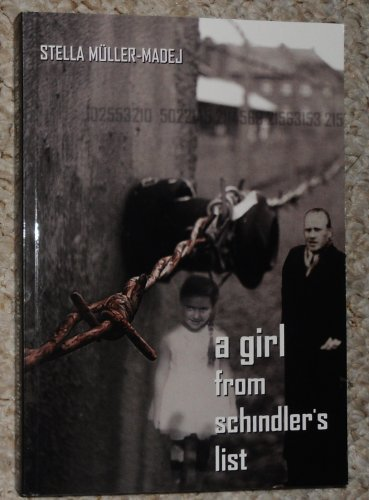 A Girl from Schindler's List. [Original Title: Oczami Dziecka]. Signed copy