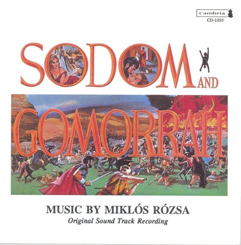 Sodom And Gomarrah - Ost [Us Import] by Original Soundtrack (2000-02-21)