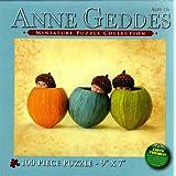 Anne Geddes Miniature Puzzle Collection: Heartfelt Series #7700-2 Acorn Babies by Anne Geddes