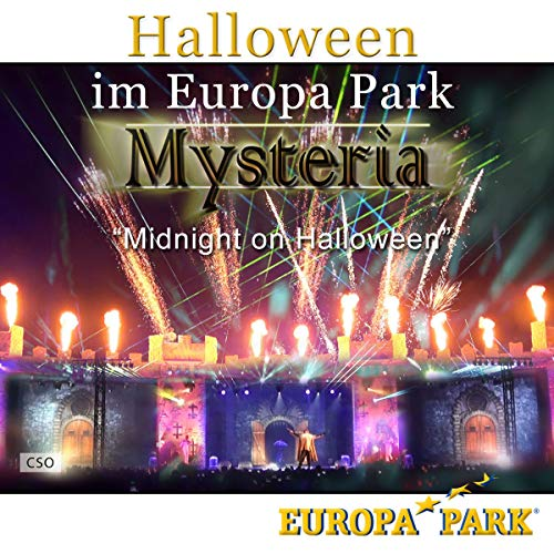 Halloween Im Europa-Park - Mysteria (Midnight on Halloween) (Halloween Europa Im Park)
