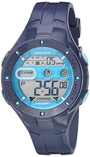 armitron-sport-womens-45-7067snv-digital-chronograph-navy-blue-sparkled-resin-strap-watch