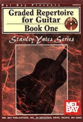 Yates Stanley Graded Repertoire For Guitar Book 1 Guitar Book/CD (Stanley Yates Series)