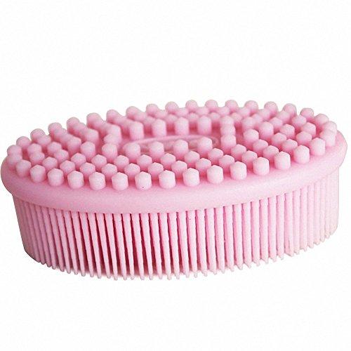(Affe Silikon Baby Bürste Kamm Kinder Multi Dusche Bad Shampoo Kopfhaut Massage)