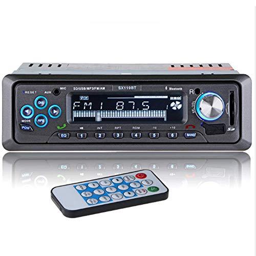 MP3-Auto Bluetooth-Player Hands-Kostenlose Auto-Karte Radio