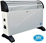 Prem-I-Air 2kW Home Office Convector Radiator Heater