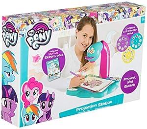 Hasbro My Little Pony My Little Pony - Estación de proyección para niños