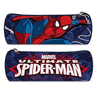 Estuche portatodo 22cm de Spiderman
