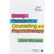Doing Research in Counselling and Psychotherapy by John Mcleod (2013-10-30)
