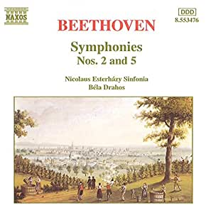 Beethoven - Symphonies Nos 2 & 5