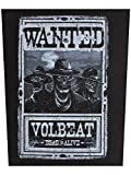 Grindstore Aufnäher Volbeat Wanted