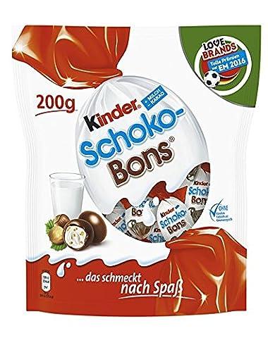 Ferrero Kinder Schoko Bons, 1er Pack (1 x 200g)