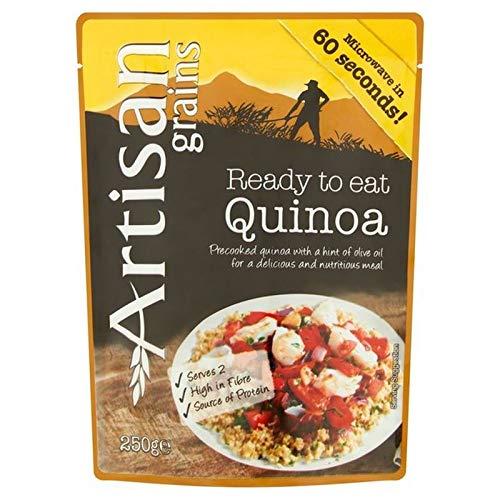 6x Handwerker Körner Mikrowelle Quinoa 250G