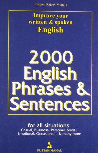 Download 2000 English Phrases and Sentences PDF - NortonRaeburn