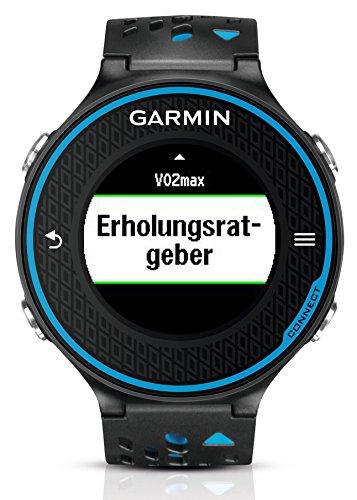 Garmin Forerunner 620-GPS-Laufuhr (verschiedene Laufeffizienzwerte, inkl. Herzfrequenz-Brustgurt) - 11