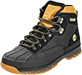 Timberland Euro Hiker Shell Toe Jacquard Shoes Men Black/Wheat Schuhgröße US 9 | EU 43 2018 Schuhe