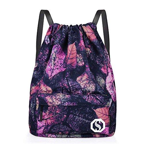 EZONTEQ Mochilas mujer casual, Mochila escolar niña, Mochilas mujer hombre niño niña mochila lona bolsas de viaje ejercicio gimnasio deporte - Nozdom