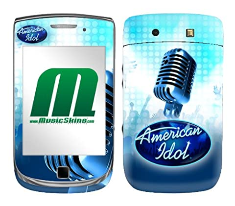 MusicSkins American Idol Mic Skin pour BlackBerry Torch (9800) (Import Royaume Uni)