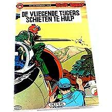 De avonturen van Buck Danny 27: De vliegende tijgers schieten te hulp