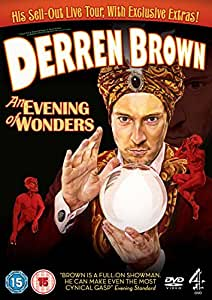 Derren Brown: An Evening Of Wonders [DVD]
