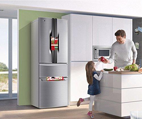 KingΠg Kühlschrank Tür Griff Bezüge Küche Appliance Griff Rutschfeste Wrap Stielschutzhülse Christmas