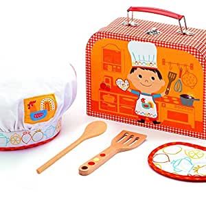 Djeco Mallette Mon Petit Chef