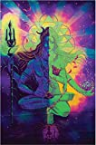 #2: Shiva Parvathi Wall Poster Wall Poster Print on Art Paper 13x19 Inches