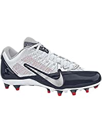 Nike Mens Alpha Pro TD Football Cleats (14 M US Patriots Navy/White/Red)