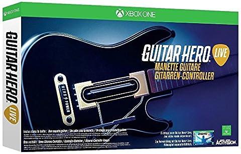 Guitare pour Guitar Hero Live