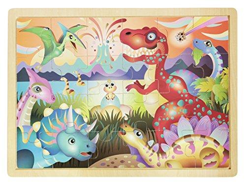dinosaurios-puzzle-moldura-juguetes-de-madera-educativos-de-classictoys
