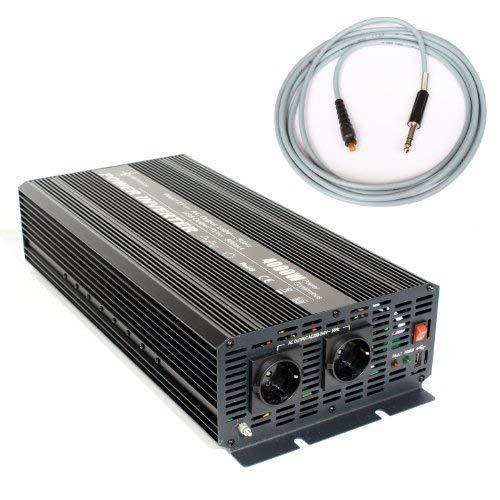 Transformateur de Tension 24V 2500//5000 Onduleurs Onduleur Watt
