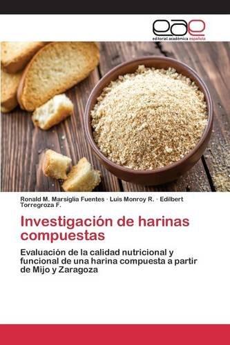 Investigación de harinas compuestas por Marsiglia Fuentes Ronald M.