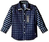 Gini and Jony Baby Boys' Shirt (121012522762 5000_Blue_9-12 months)