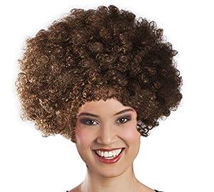Boland Peluca para adultos Afro, talla única