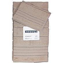 Set Asciugamani Bagno Bassetti.Amazon It Set Asciugamani Bagno Bassetti