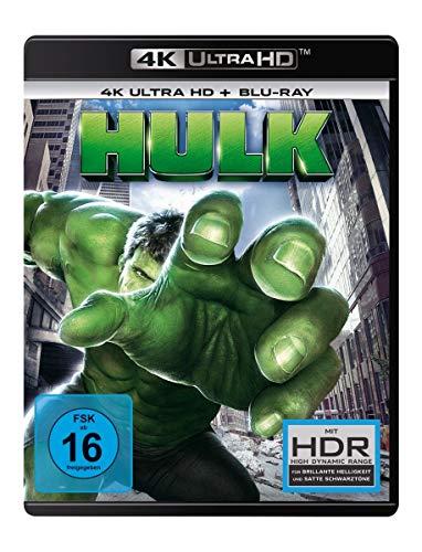 Hulk (4K Ultra HD) (+ Blu-ray 2D)