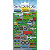 Paper Projects on The Move Sparkle Stickers