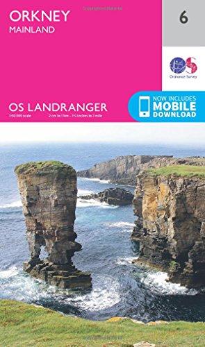 landranger-6-orkney-mainland-os-landranger-map