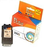 TS-Print Tintenpatrone ersetzt Canon PG-540-XL schwarz black