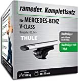 Rameder Komplettsatz, Dachträger WingBar für Mercedes-Benz V-Class (114614-11889-1)