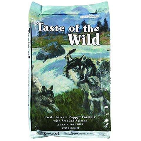Taste Of The Wild Puppy Food Pacific Stream with Smoked Salmon Puppy Food 13.6 Kg