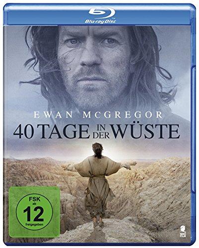 40 Tage in der Wüste [Blu-ray]