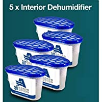 151 Products Ltd 5 X Interior Dehumidifier