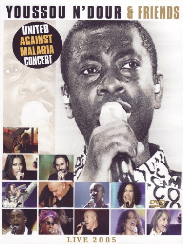 Preisvergleich Produktbild N'Dour Youssou - Live 2005-United Against Malaria