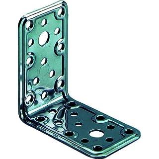 PLATE JUNCTION STEEL CORNER ART.771MM.60X60