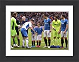 Framed Print of Soccer - Scottish Premiership - Play-Off - Quarter Final - Second Leg - Rangers