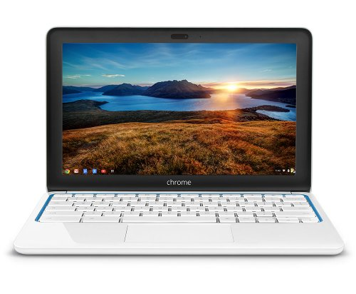 "HP Chromebook 11.6"" 11-1101 Samsung Exynos 5250 Dual 1.7 GHz 2GB RAM 16GB SSD Webcam Chrome OS (Certified Refurbished)"