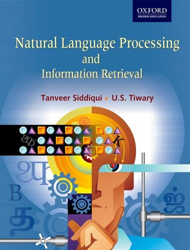 Natural Language Processing and Information Retrieval (Oxford Higher Education)