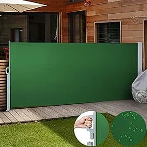 jago seitenmarkise sonnenschutz sichtschutz windschutz farbwahl gr enwahl. Black Bedroom Furniture Sets. Home Design Ideas